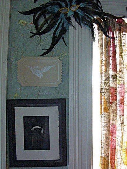 haunted parlor photo