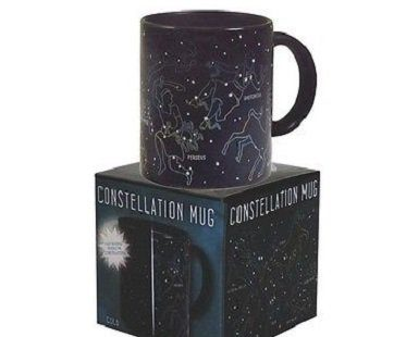heat changing constellation mug box