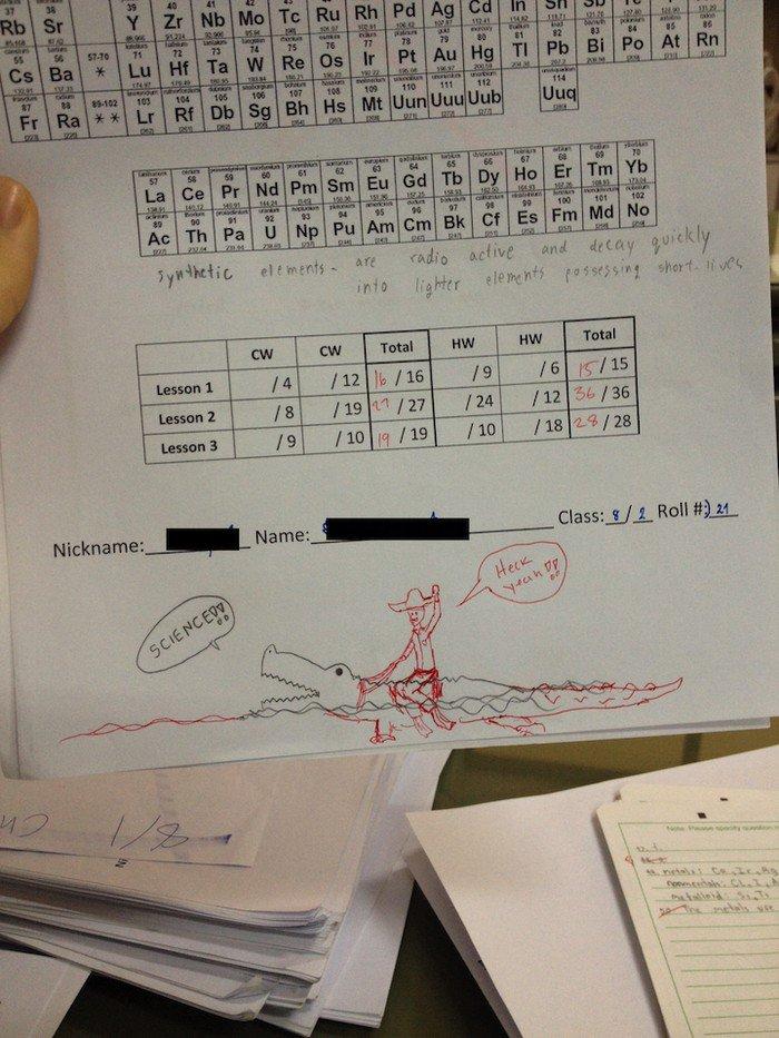 heck yeah science