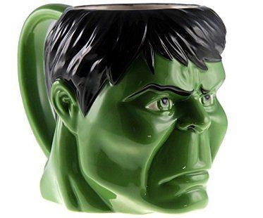 hulk mug green