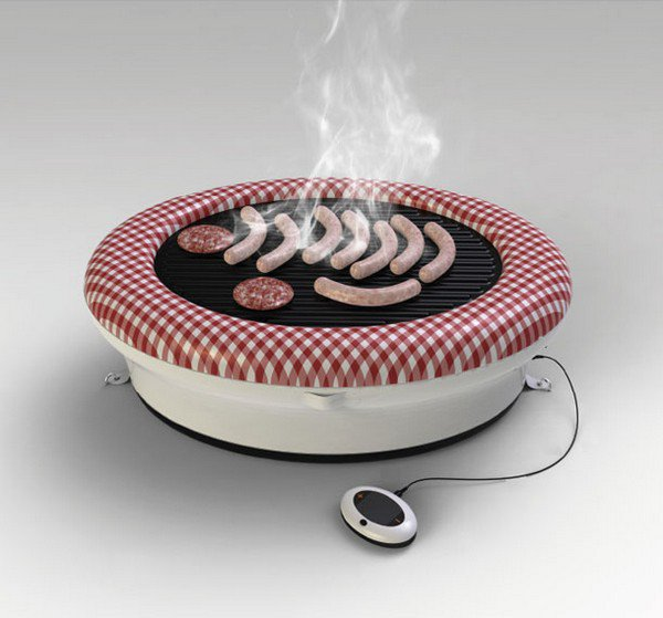 inflatable grill