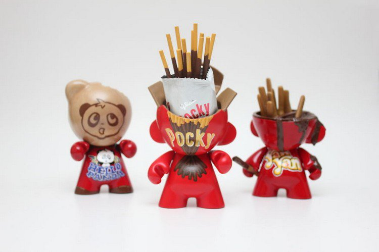 japanese snack dolls
