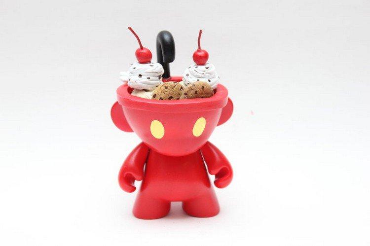 kitchen sink sundae doll