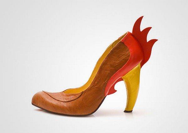 kobi levi rooster brown shoe side