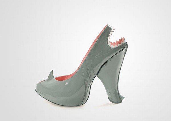 kobi levi shark shoe side
