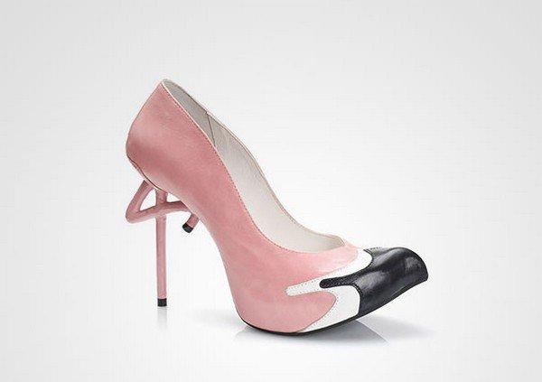kobi levi flamingo shoe side