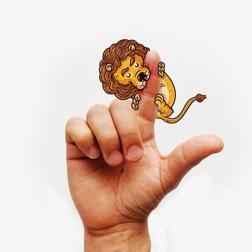 l lion