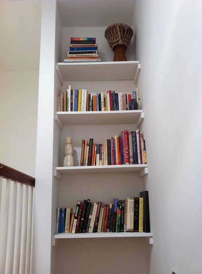 linen closet books