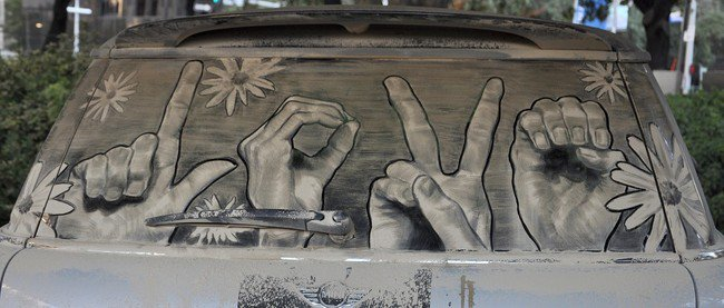 love car art