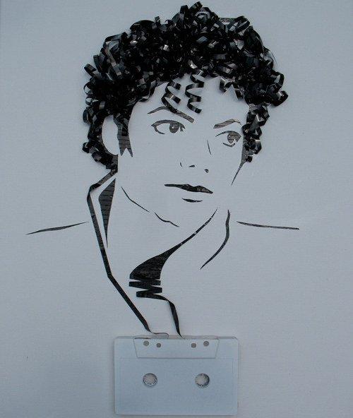 michael jackson tape pic