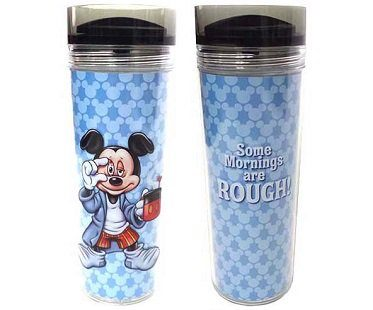 mickey mouse travel mug
