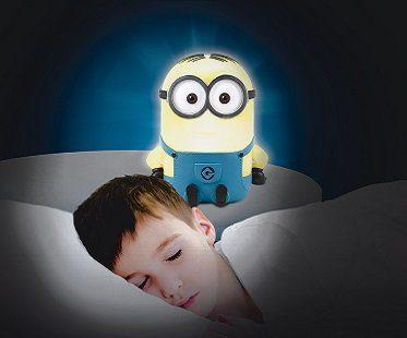 minion night light