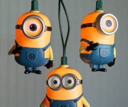 minion string lights