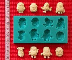 minions candy mold