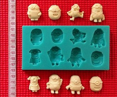 minions candy mold