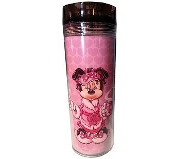 minnie mouse travel mug mornings arent pretty front