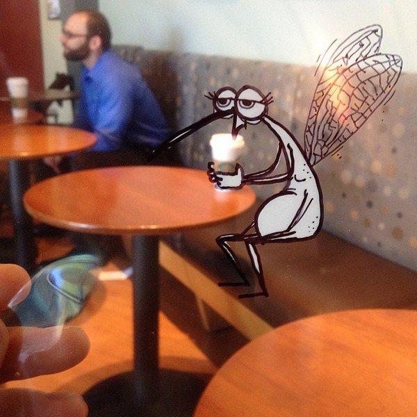 mosquito coffee