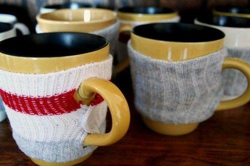mug sock sleeves