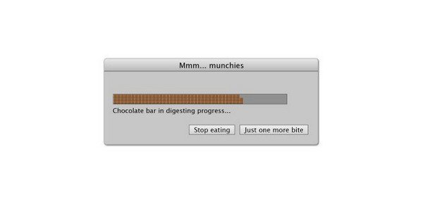 munchies progress bar