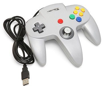n64 classic controller usb