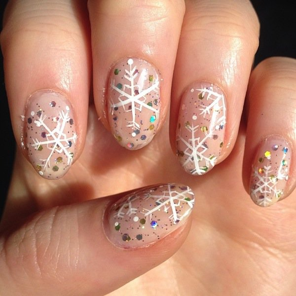 17 Wonderful Winter Nail Designs You Need To Try Part 2
