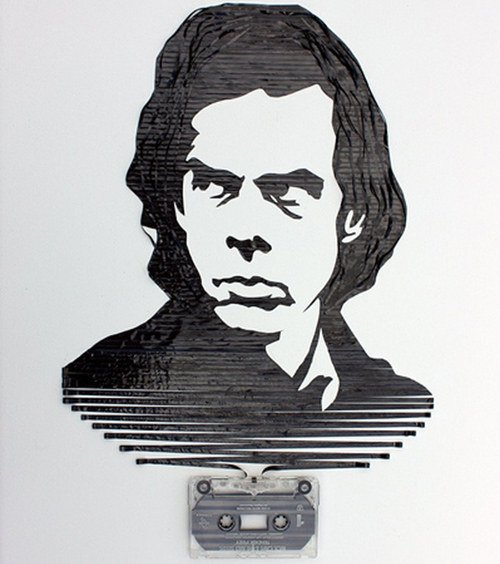 nick cave tape pic