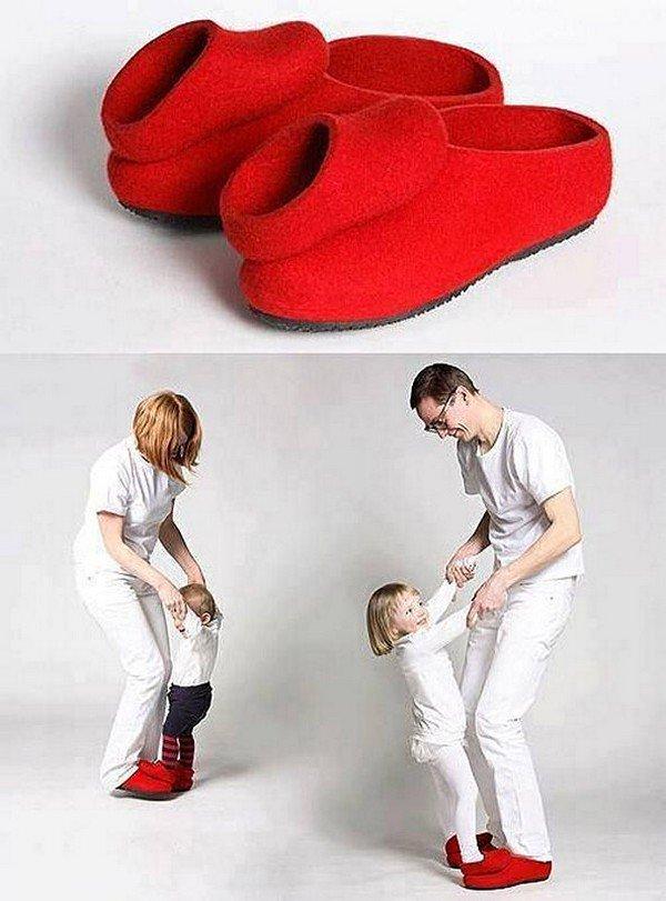 parent child dance shoes