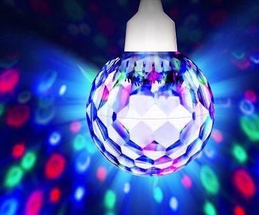 party light ball lightbulb disco
