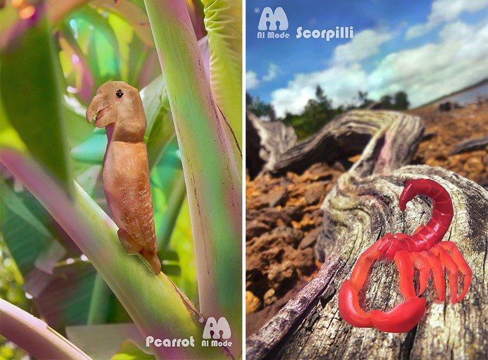 pcarrot scorpilli