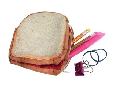 peanut butter and jelly purse wallet