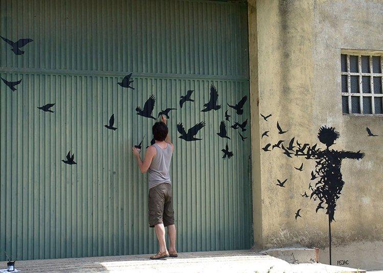 pejac-birds