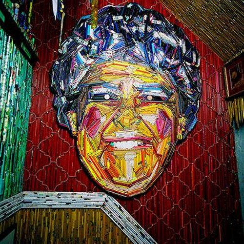 pencilvania womans face