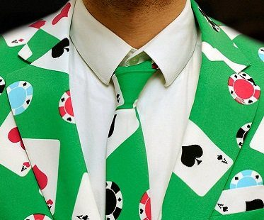 playing cards suit close