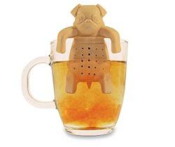 pug tea infuser