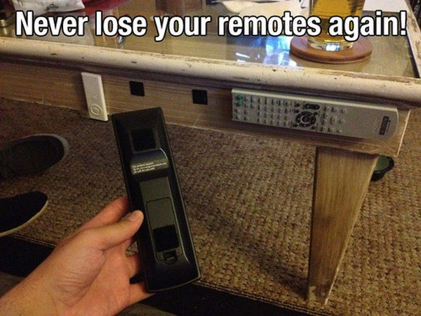 remotes storage