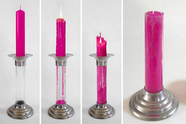 resuable candle