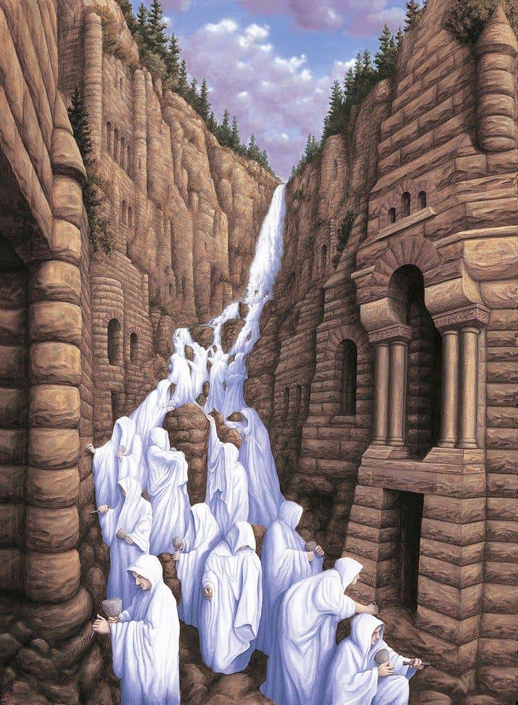 river monks stonework