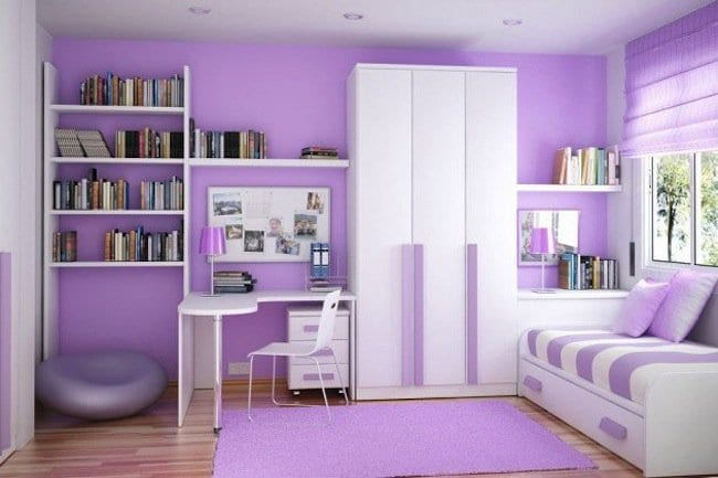 room-purple