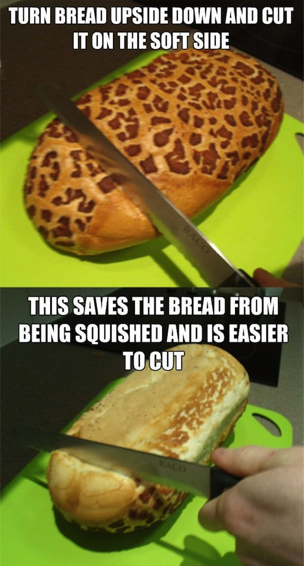 sandwich-cutting