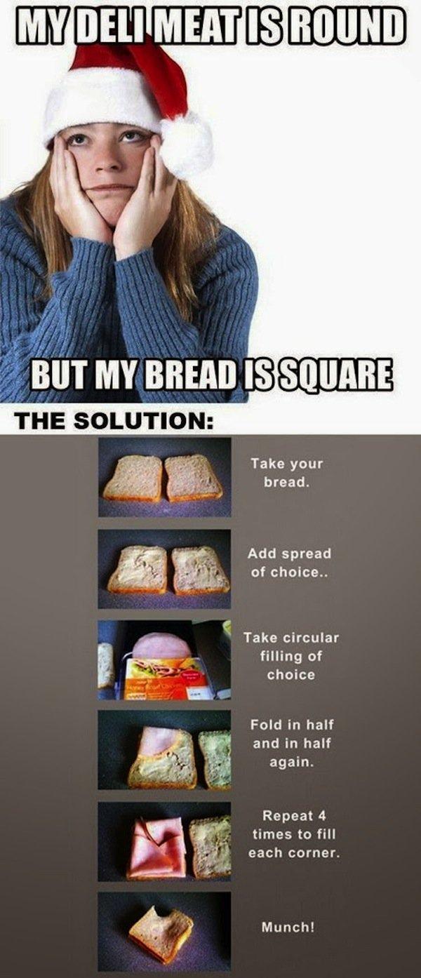 sandwich-round