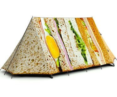 sandwich tent two person