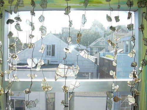secret raindrop window crystals