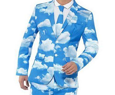 sky suit close