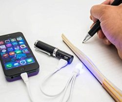 smartphone charger pen