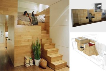 space saving apartment