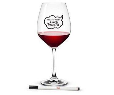 speech bubble drink markers wine glass