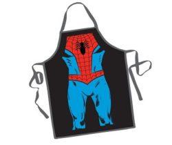 spiderman apron