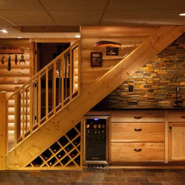 Basement Stair Ideas For Small Spaces: 16 Awesome And Creative Ways To Use The Space Under Your