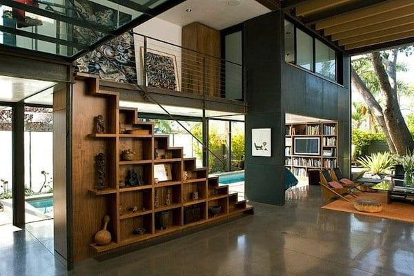 stairs-shelf