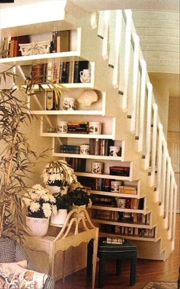 16 Awesome And Creative Ways To Use The Space Under Your